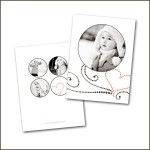 DREAMY hearts 150x150 FREE Valentines Day Mini Cards: Great Gift for Customers and Kids