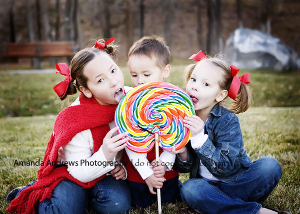 photography fad; the big lollipop
