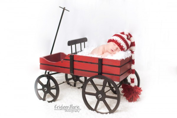 KristeenMaire Photography 5 l 600x400 5 Tips for the Perfect Newborn Holiday Picture