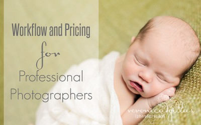 Workflow and Pricing for Professional Photographers
