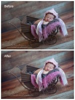 Subtle Edits On Newborns Can Take a Picture from Great to Fabulous!