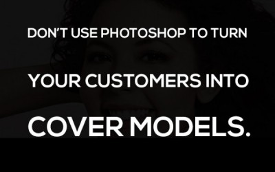 Should Photographers Make Subjects Look Like Magazine Models?
