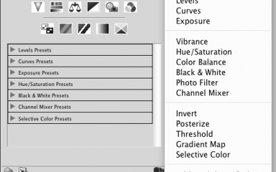 Photoshop Actions CS4 & CS5 Troubleshooting: Invert Not Available