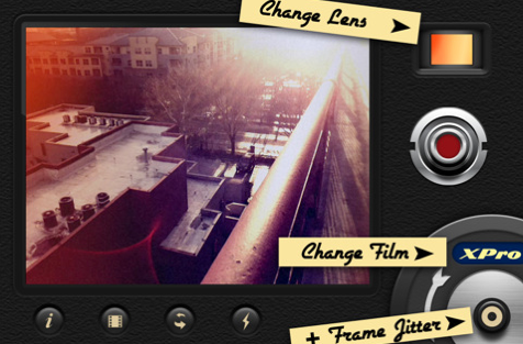 8mm vintage camera iphone app
