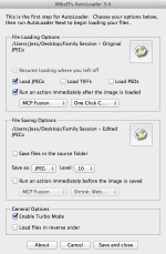 autoloader set 150x229 Four Essential Steps to Speed Up Your Editing in Photoshop
