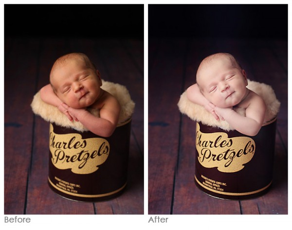 MCP Actions Is Changing The Way You Edit Newborns: Plus A Giveaway!