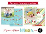 blog post freebie mcpa 600x454 150x113 Free Vintage Postcard Holiday Card Template