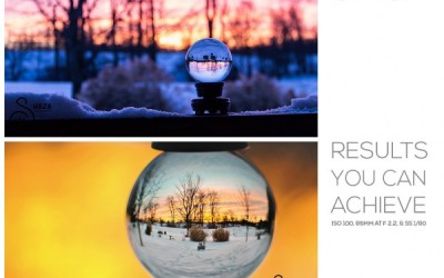 Fun Photo Activity Using a Crystal Ball