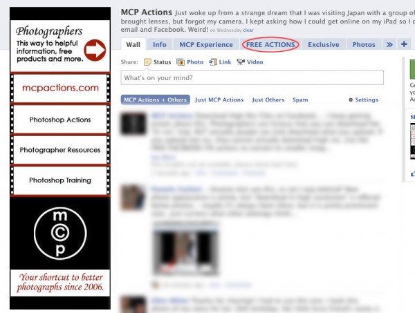 fb actions 600x453 Facebook NOW allows High Res Downloads: Protect Yourself!