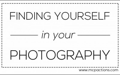 Finding Yourself in Your Photography
