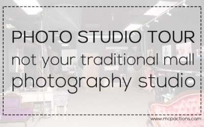 Photo Studio Tour: Not Your Traditional Mall Photography Studio