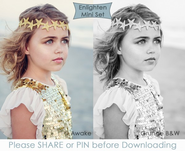 Download Our Free Lightroom Presets: Mini Enlighten