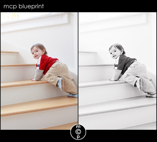 gavin 600x543 Blueprint: That Cute, Fast 1 Year Old