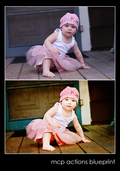 gina blueprint baby Photoshop Actions to Add Life to Your Photos: A Blueprint