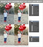 Three Step-By-Step Photoshop Edits: What is Your Favorite?