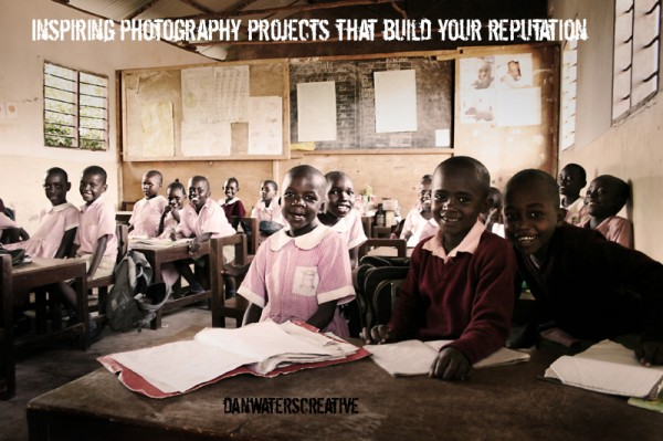 Inspiring photography projects