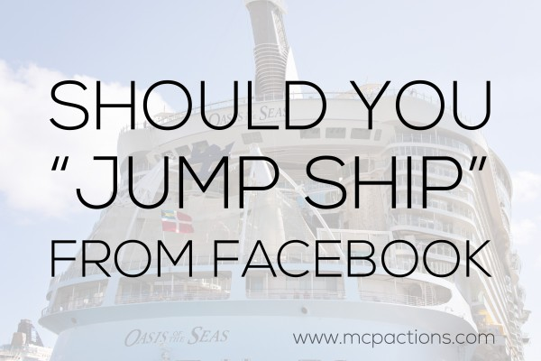 Should You Jump Ship From Facebook For Google Plus?