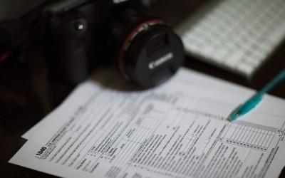 The 4 Best Tax Tips for On Location Photographers