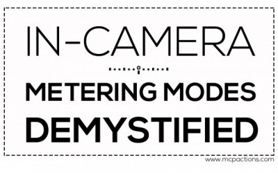 In-Camera Metering Modes Demystified