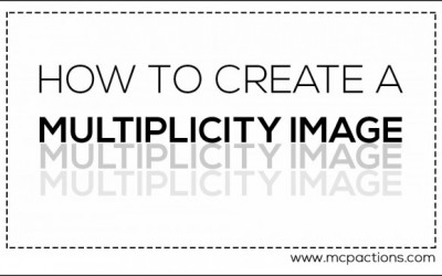 How To Create a Multiplicity Image