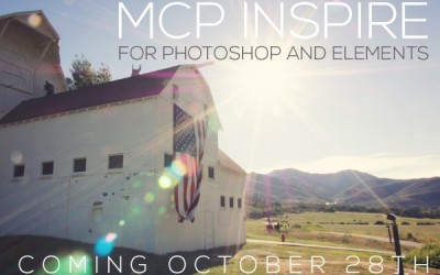 Enter to Win MCP Inspire Photoshop Actions