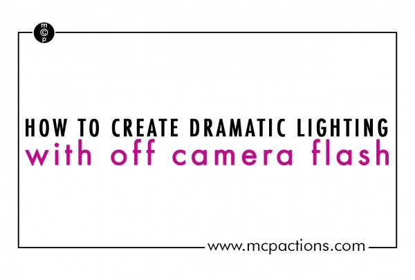 off camera flash 600x405 Create Dramatic Lighting With Off Camera Flash
