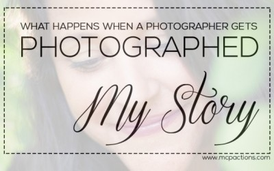 What Happens When A Photographer Gets Photographed: My Story