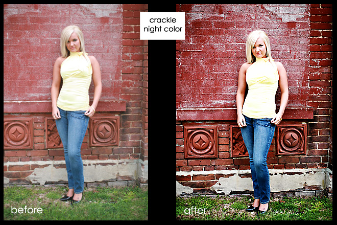 quickie example 1c Photo Makeover for HIGH SCHOOL SENIORS | Skin * Eyes * And a whole lot of contrast