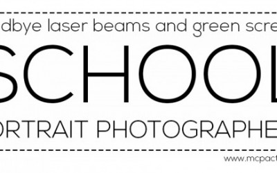 Goodbye Lazer Beams and Green Screens: Unique Sets for School Portrait Business