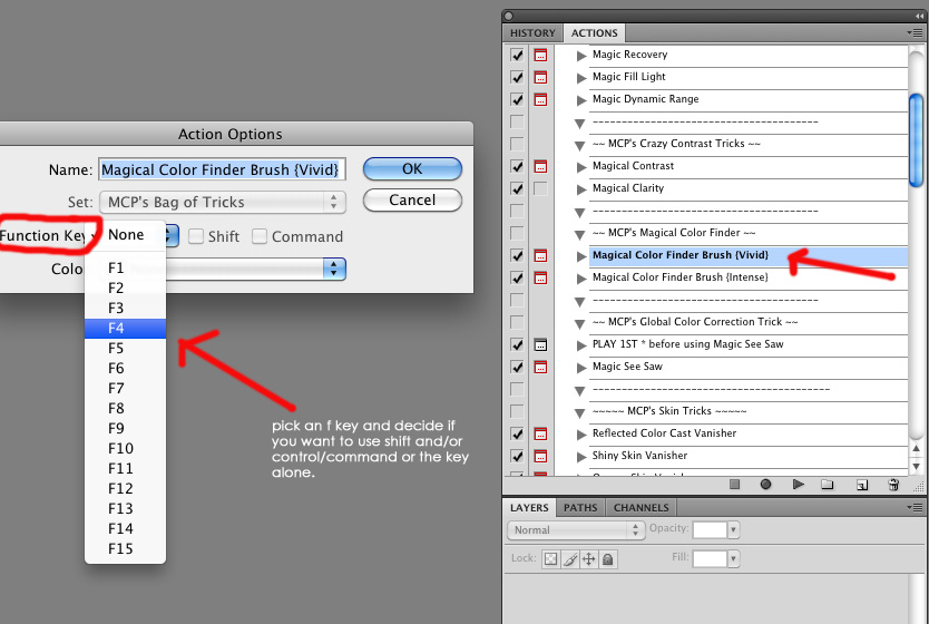 screen shot 2009 12 11 at 22538 pm Quick Tip: Editing Faster in Photoshop