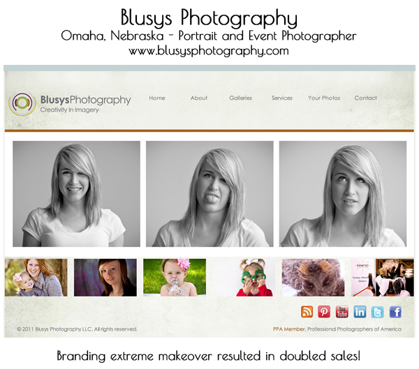 8 steps to improve your photography website for Smugmug templates