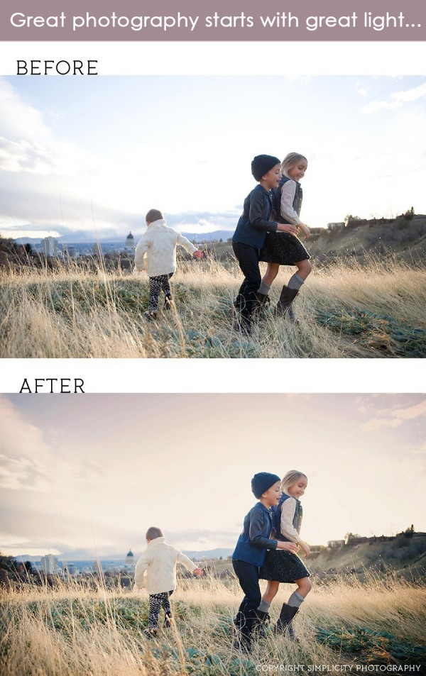 simplicity photography photoshop actions