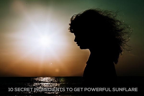 10 Secret Ingredients to Get Powerful Sunflare