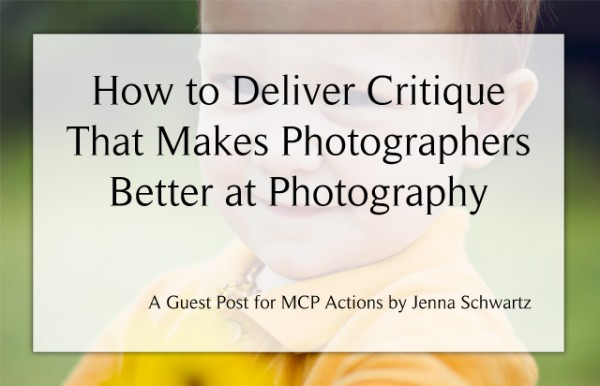 title 600x386 How to Deliver Critique That Makes Photographers Better at Photography