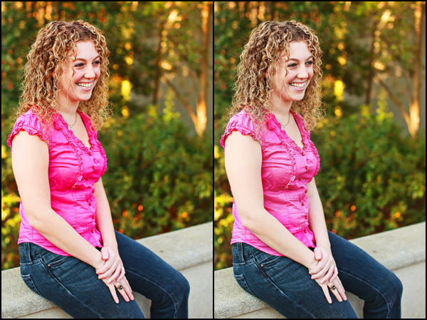 too much Photoshop Quick Tip: Tone Down Overly Saturated Colors