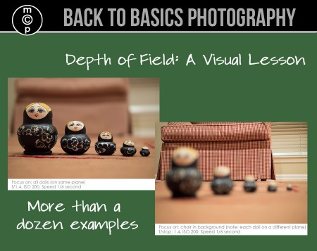 visual lesson 450x357 Depth of Field: A Visual Lesson