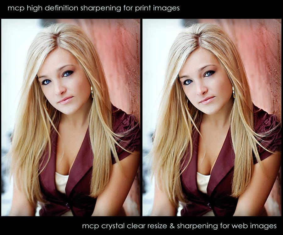 Free High Definition Sharpening Photoshop Actions Mcp