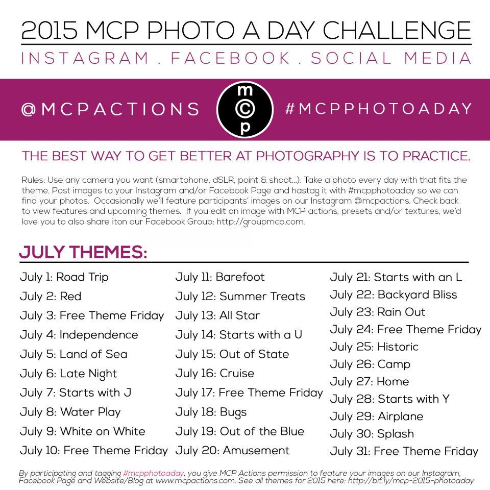 mcpphotoaday july