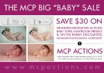 Save Up to $90 on MCP Actions, Presets and Workshops