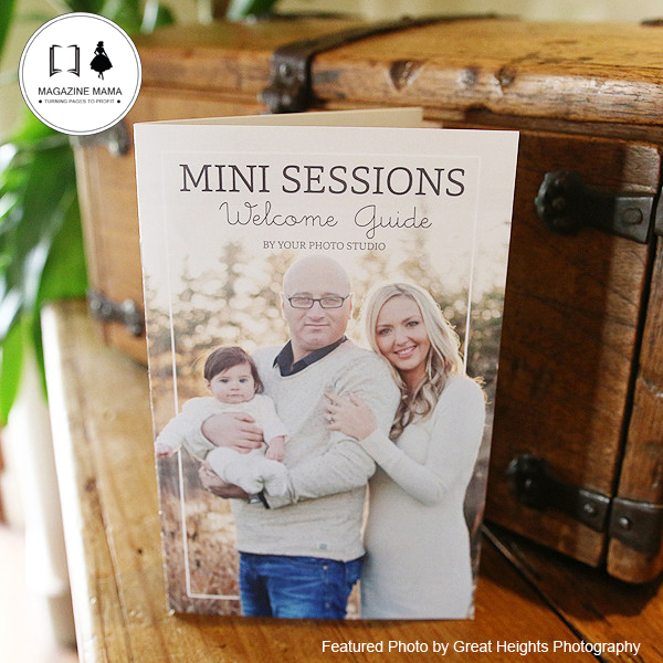 Mini Session Welcome Guide Template
