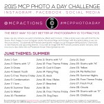 MCP Photo A Day Challenge for 2015