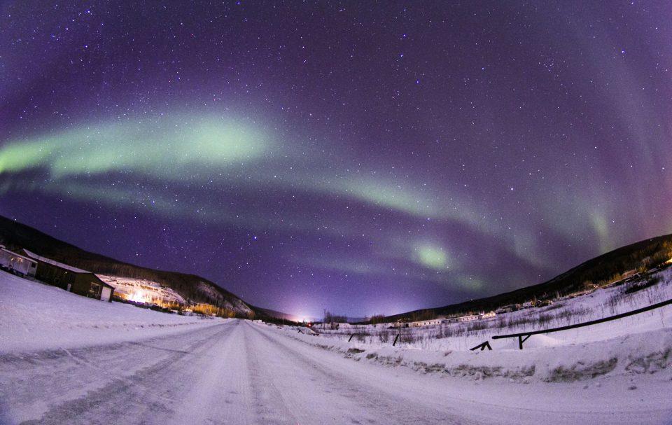 wide aurora