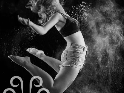 Dancer in Flour