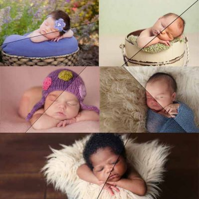 Newborn Necessities™ Photoshop Actions