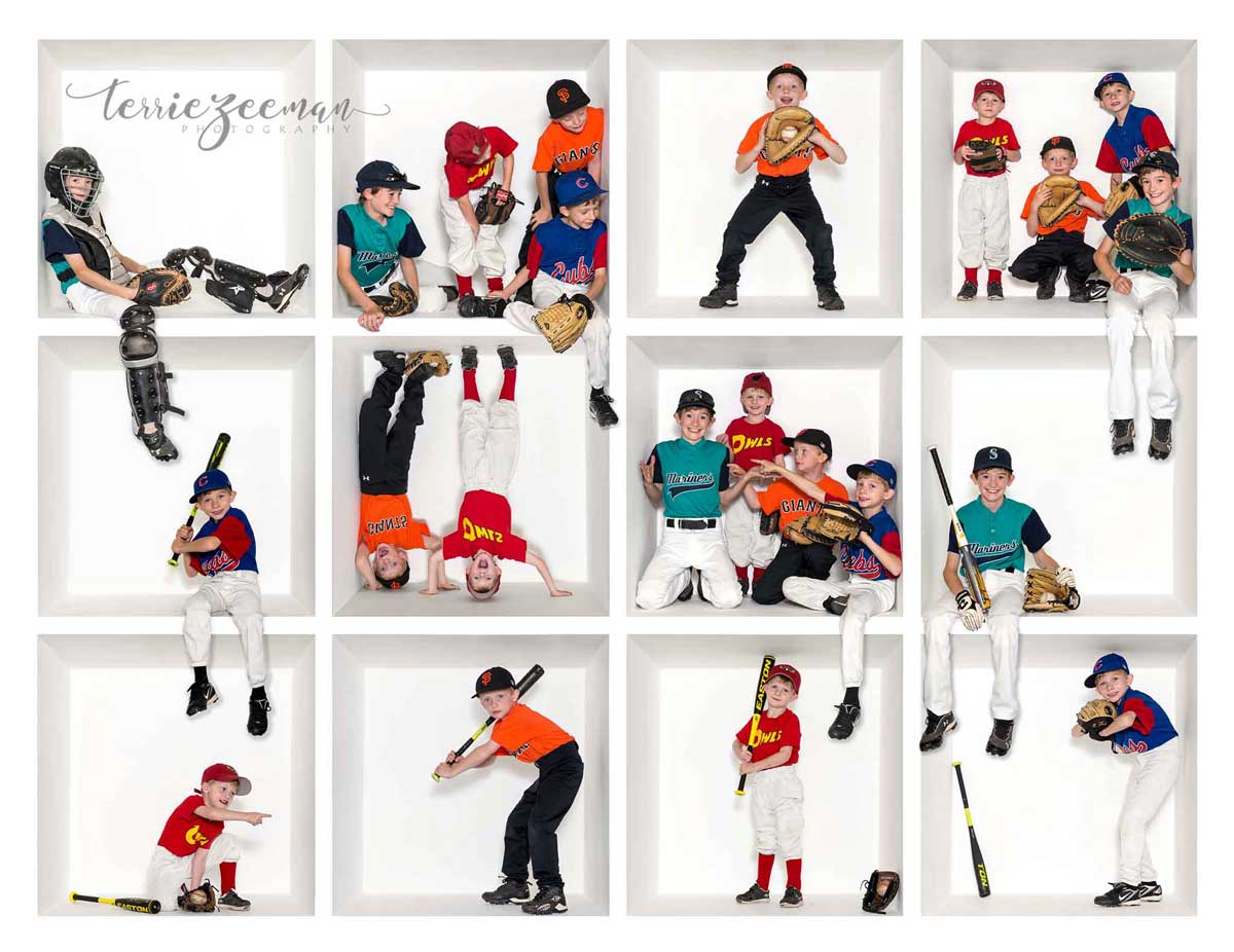 Family-baseball-121 THINK OUTSIDE THE BOX … USE THE BOX IN YOUR PHOTOGRAPHY Activities