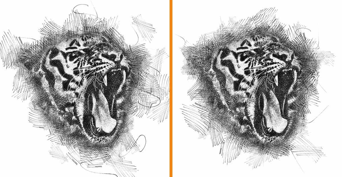 Original_Photo_Colors Felt-Pen Sketch Photoshop Action