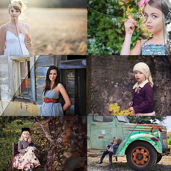 inspire-photoshop-action-set MCP Actions™ Originals: Photoshop Actions Bundle