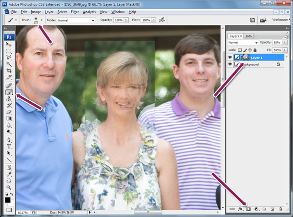 06 Photoshop Tutorial: 9 Quick Steps for Head Swapping / Face Transplant Guest Bloggers Photoshop Actions Photoshop Tips & Tutorials