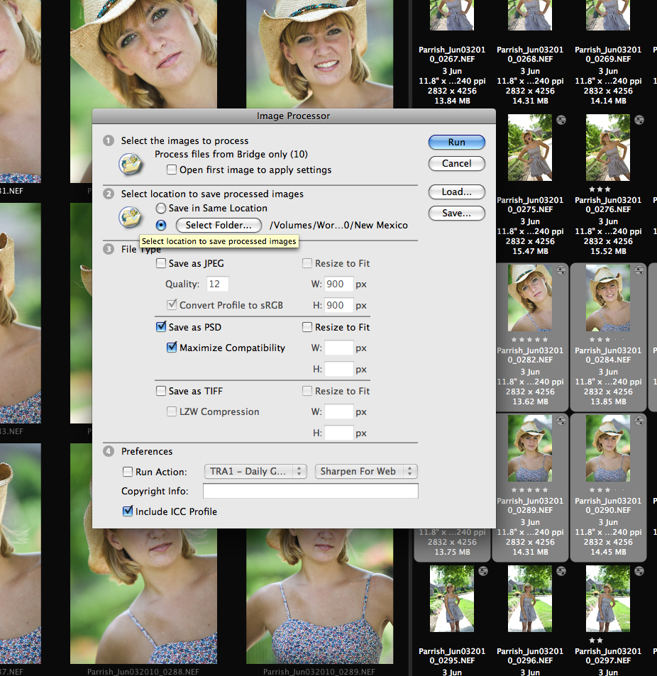 08-PSD-Image-Processor Digital Workflow Using Photoshop and Adobe Camera Raw and Bridge Guest Bloggers Photoshop Tips & Tutorials