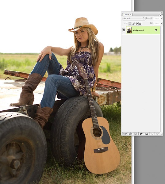 1-thumb2 Post Processing Senior Style with Sandi Bradshaw Blueprints Guest Bloggers Photoshop Tips & Tutorials